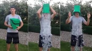 ice bucket challenge pic