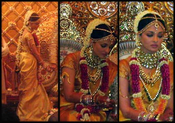 bollywood celebrities at their wedding
