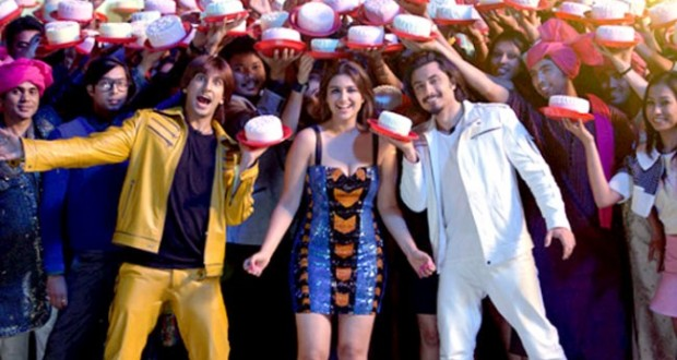 first look of happy birthday song of Kill Dil movie