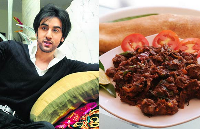 Ranbir Kapoor Favourite Food