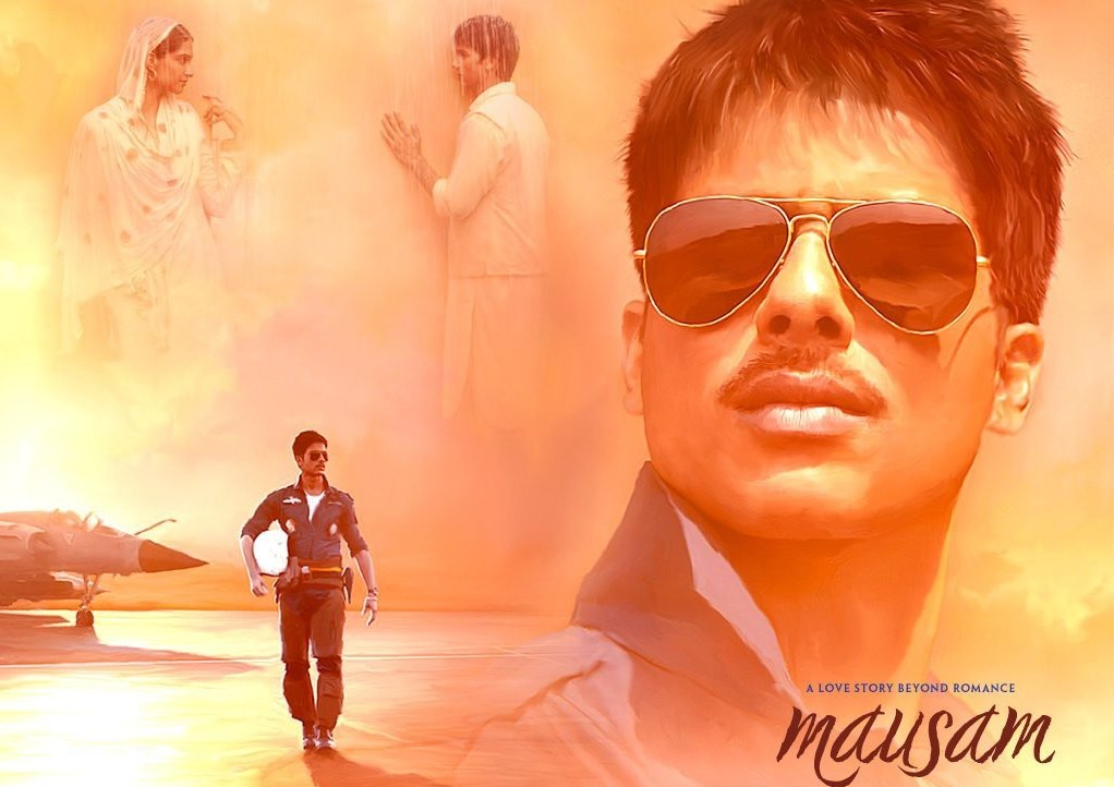Shahid Kapoor In Movies Mausam HD Wallpaper BollywoodZaibi.Blogspot.Com