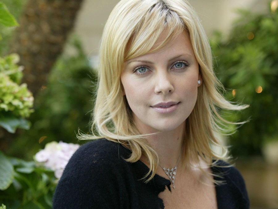 11Charlize Theron